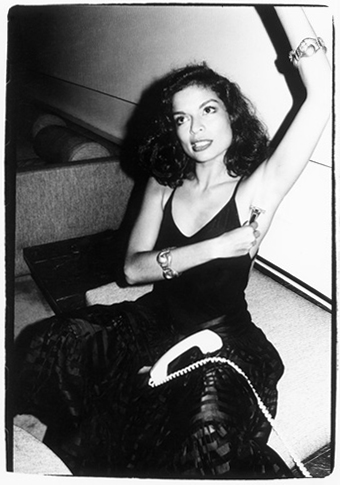 bianca jagger screen
